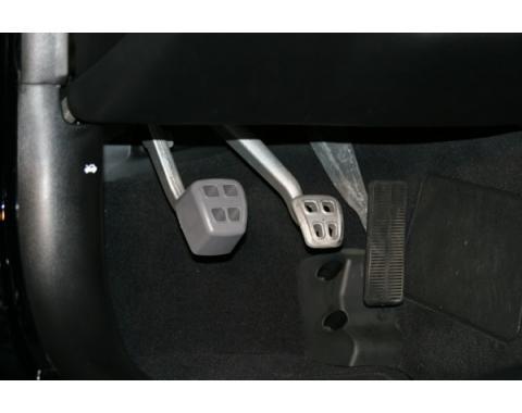 Corvette EZ-Clutch Pedal Extension, 1997-2013