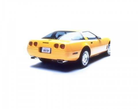 Borla Exhaust Systems Sport S-Type Series, With LT Tips| 14385 Corvette 1992-1996