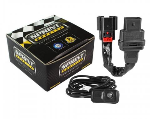 Corvette Sprint Booster Power Converter, Manual, 14-17