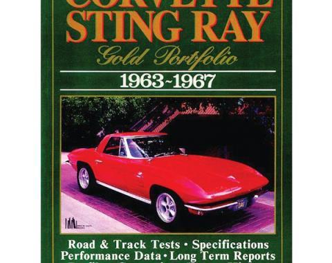 Corvette Stingray Gold Portfolio - 1963-1967