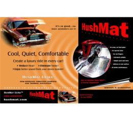 HushMat Ultra Insulation, Trunk Floor, For Firebird, 1993-2002
