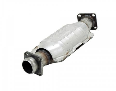 Camaro Catalytic Converter, 2.5in Inlet & Outlet, 1975-1979