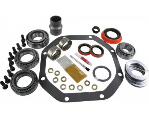 Corvette Differential Rebuild Kit, Deluxe, 1963-1979