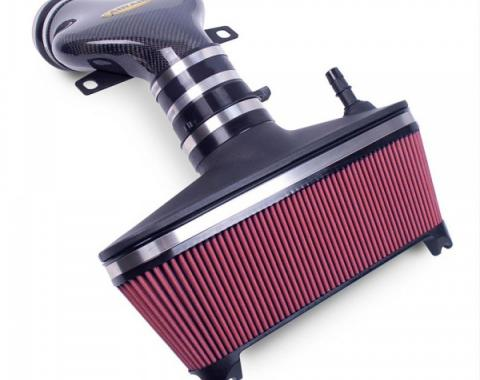 Corvette AIRAID® Cold Air Dam Intake System With Red SynthaMax Filter, 2001-2004