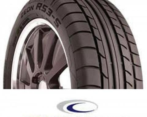 Corevtte Tire,Cooper Zeon,RS3-S,P275/40ZR18,1997-2004