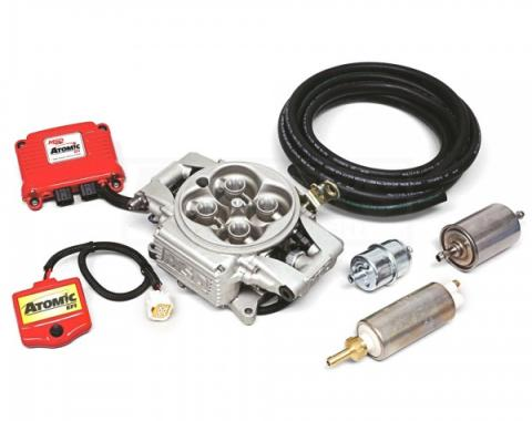 Atomic EFI 2, Fuel Injection Conversion, Master Kit With Inline Fuel Pump| 2900 CCI Classic Chevy