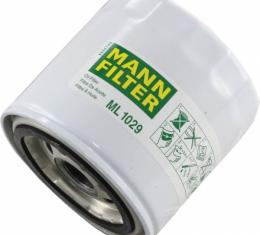 Mann Filter, Oil Filter| ML 1029 Corvette ZR1, LT5 Only 1990-1995