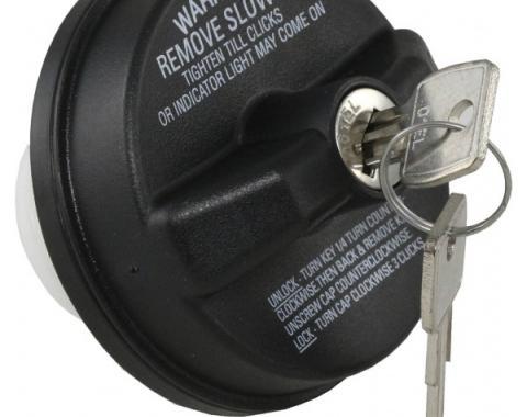 Corvette Gas Cap, Locking, 1975-1996