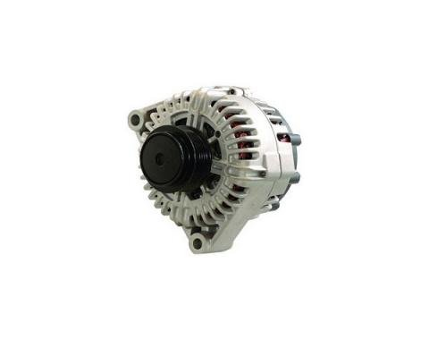 Corvette Engine Alternator, 145 Amp, Remanufactured, ManualTransmission, 2005-2013
