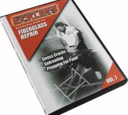 Eckler's Fiberglass Repair DVD, Volume 1