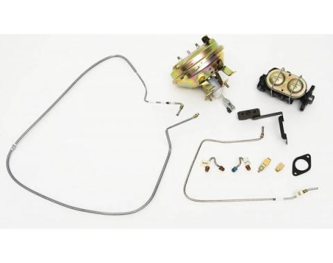 Corvette Power Brake Conversion Kit, 1963-1966