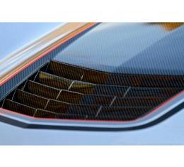 Corvette Concept7 Carbon Fiber Extractor Hood, 2014-2017