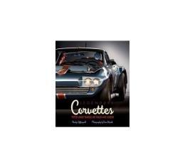 Legendary Corvettes Book