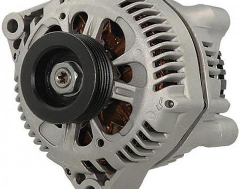 Corvette Engine Alternator, 145 Amp, Remanufactured, 1997-2004