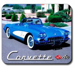 1958 Corvette Mouse Pad
