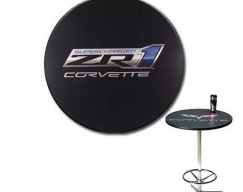 Corvette C6 ZR1 Supercharged Pub Table