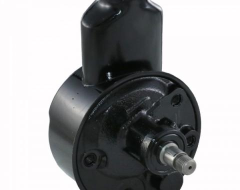 Corvette Power Steering Pump, Remanufactured, 1963-1974