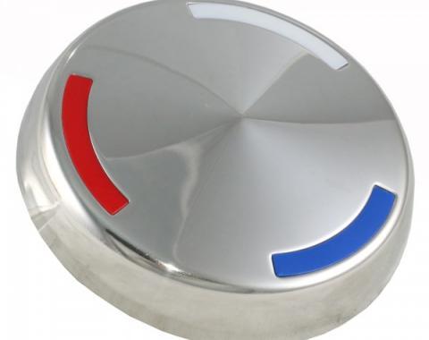 Corvette Knock-Off Wheel Center Cap, 1963-1966