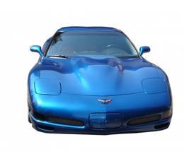Corvette - RK Sport, RK5 Supercharger Hood, Fiberglass, 1997-2004