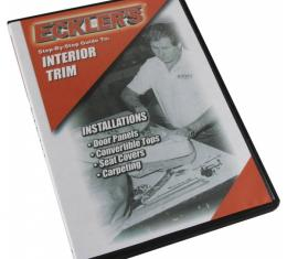 Eckler's Interior Trim DVD