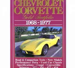 Corvette Stingray Gold Portfolio - 1968-1977