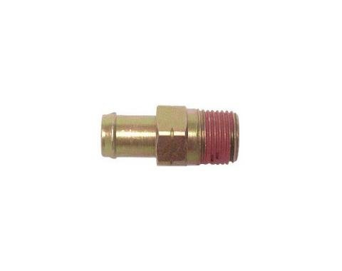 Corvette Hot Water Control Valve Inlet, 1988-1991