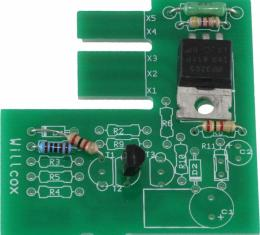 Corvette Circuit Board, Interior Light Delay Timer,By Pass,1984-1989