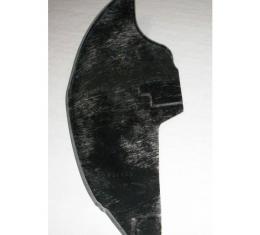 Corvette Splash Shield, Left, Ecklers,1968-1969