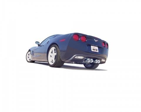 Borla Exhaust Systems Rear Section Exhaust, ATAK| 11816 Corvette 2005-2008