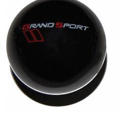 Corvette Black Grand Sport Shift Knob, 2005-2013