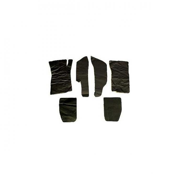 ACC Corvette Carpet Insulation Kit, Front, 1968-1977 10075-360-0000000000
