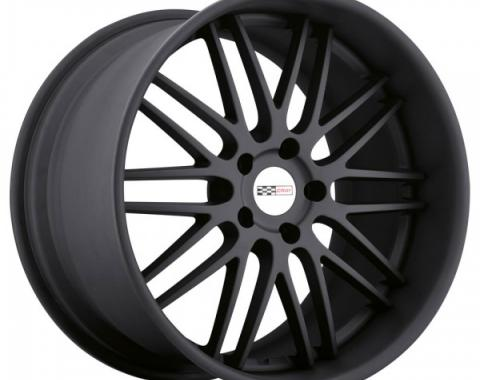 Corvette Wheel, Cray Hawk 18x9.5'' Matte Black, 2014-2015