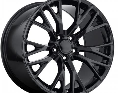 Corvette C7 Z06 Style Wheel, 20x12, +59, 2009-2017