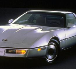 Corvette Windshield, Tinted & Shaded, Non-Date Coded, 1984-1990