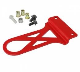 Corvette aFe Control PFADT Series Front Tow Hook, Red, 1997-2004