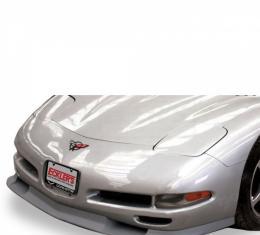Corvette ZR1 Style Front Spoiler, Unpainted, 1997-2004