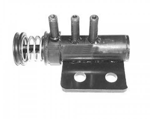 Corvette Heater Hot Water Shut Off Vacuum Valve, 1977-1979