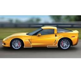 Corvette Cleartastic Body Protector Kit, Grand Sport, Z06, 2006-2013