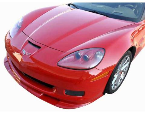 Corvette Front Splitter, Lower, In Colors, Z06/ZR1/Grand Sport, 2006-2013
