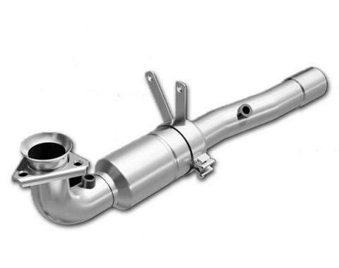 Corvette -  Catalytic Converter, Right, Federal Emissions, 1992-1996