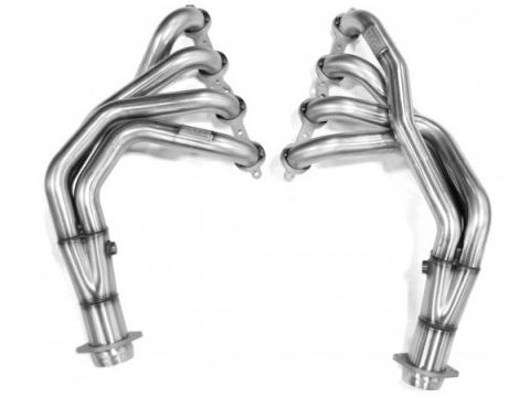 "Corvette Kooks 2"" Stainless Steel Long Tube Headers, 2005-2013"