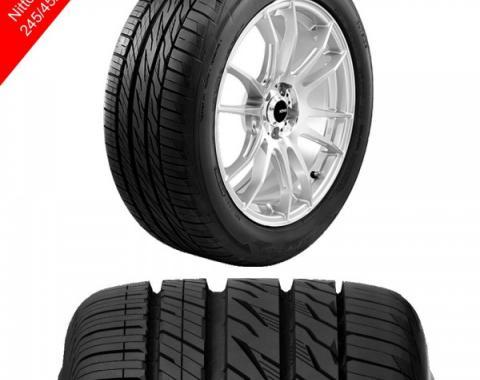 Nitto Motivo Tire, 245/45ZR17