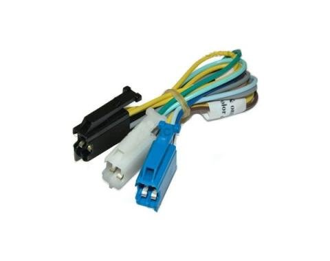 Lectric Limited Harness Connector, Radio Power Lead, Show Quality| VRC7882RA Corvette 1978-1989