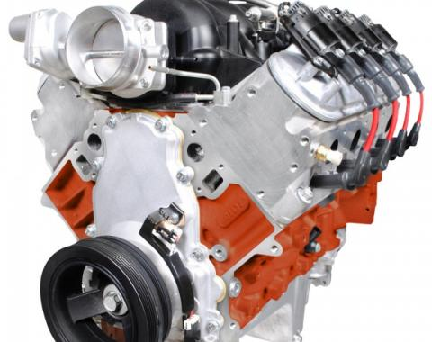 427 LS BluePrint Pro Series Crate Engine 625HP, Dressed EFI