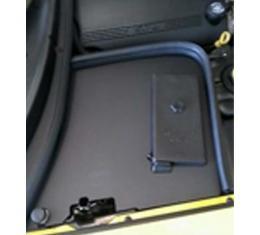 Corvette - Battery Den Cover, 1997-2004