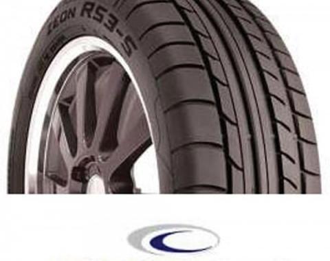 Corevtte Tire,Cooper Zeon,RS3-S,P245/45ZR17,1997-2004