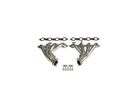 1997-1999 Corvette BBK Headers, C5/LS1, CNC Series, Shorty,Ceramic Coated