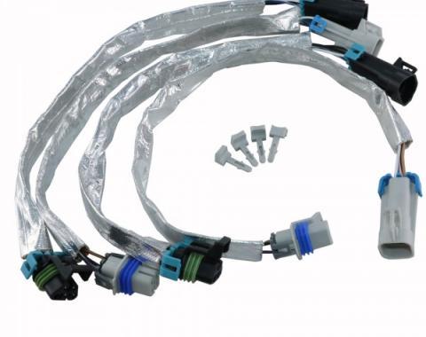 Corvette 02 Sensor Relocation Harness, Long Tube Header, 2005-2013