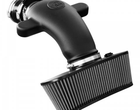 aFe Magnum FORCE Stage-2 Pro DRY S Cold Air Intake System, 2005-2007