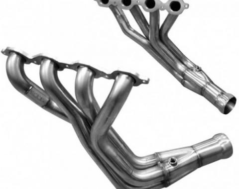 "Corvette Kooks 2"" x 3"" Long Tube Stainless Steel Exhaust Header System, 2014-2019"
